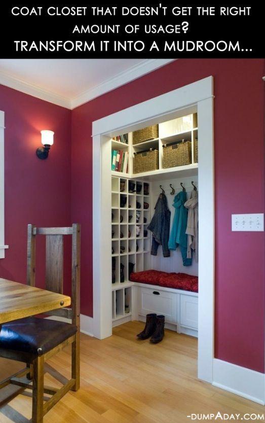 closet transformed