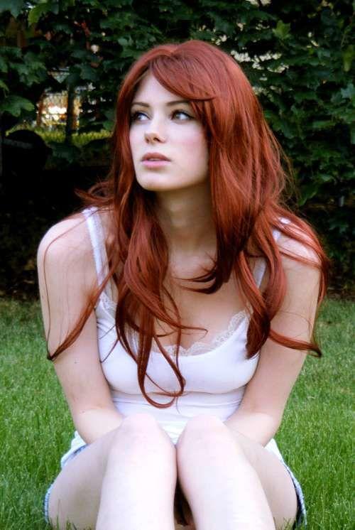 Redhead girls nackt, video pornografico galilea montijo