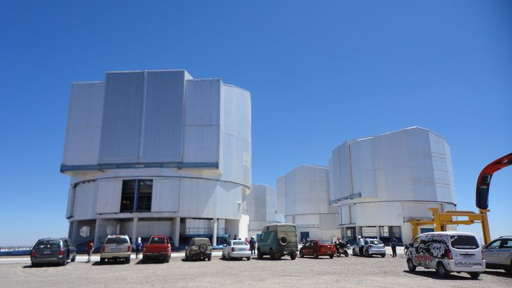 VLT Observatorio Paranal - Chile