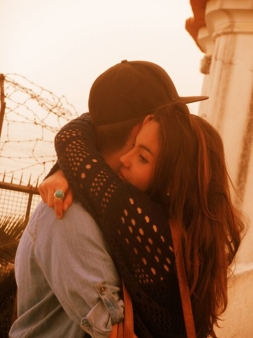 <3 his hugs
