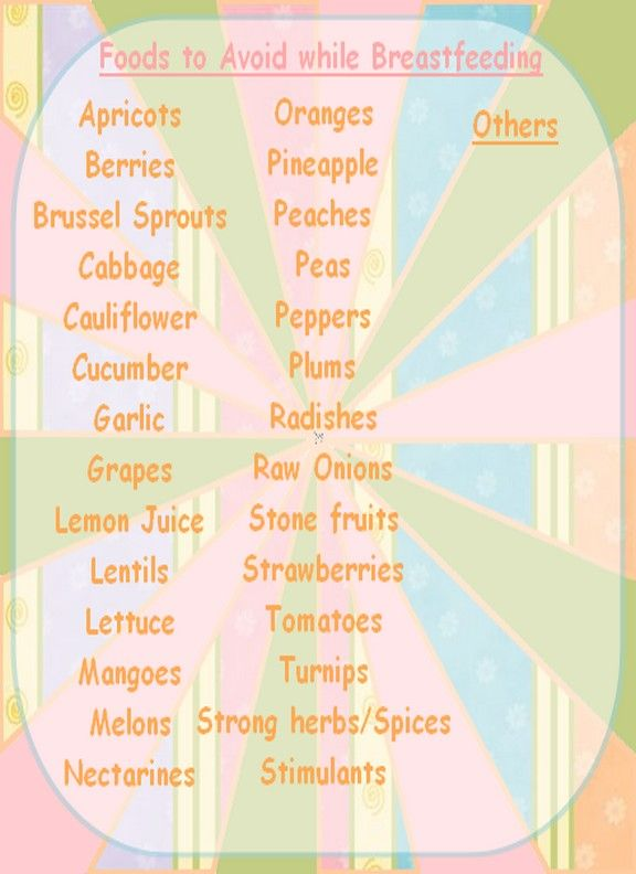 herbs to avoid while breastfeeding
