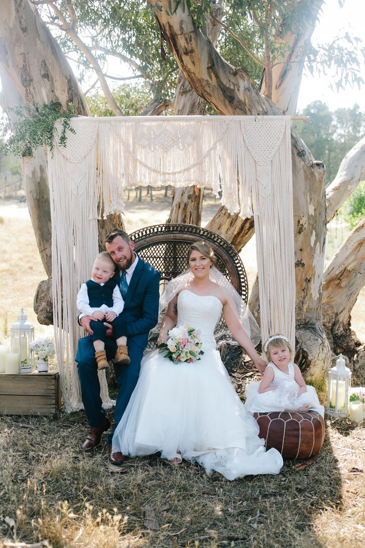 Teagan & Kyran married at Stevens Estate Garden on 25/11/17, captured by With Love & Lace by Melanie.