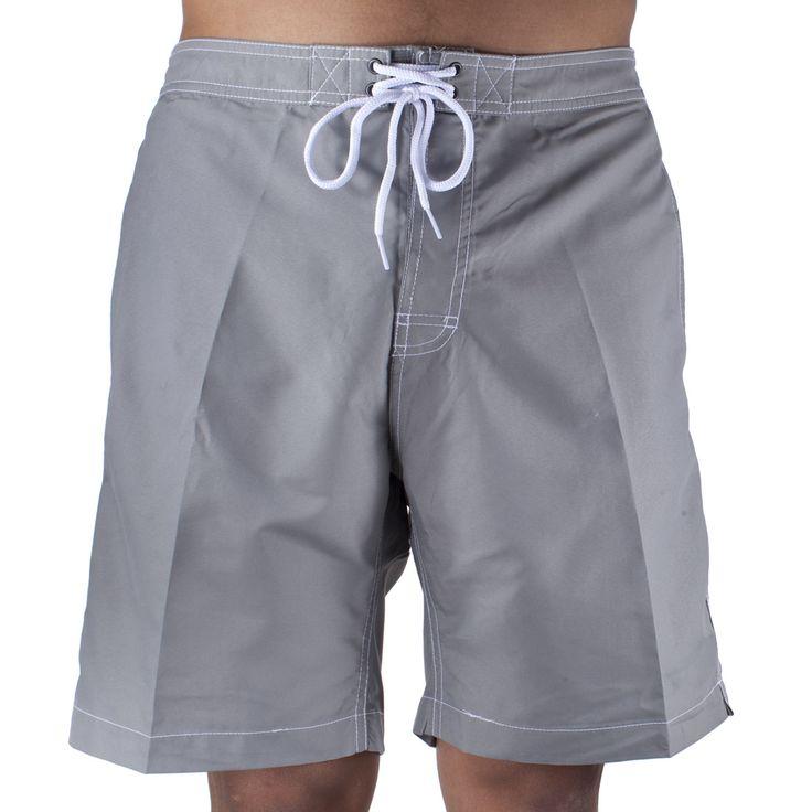 Trunks Men's Salty Board Shorts – Stone Blossom