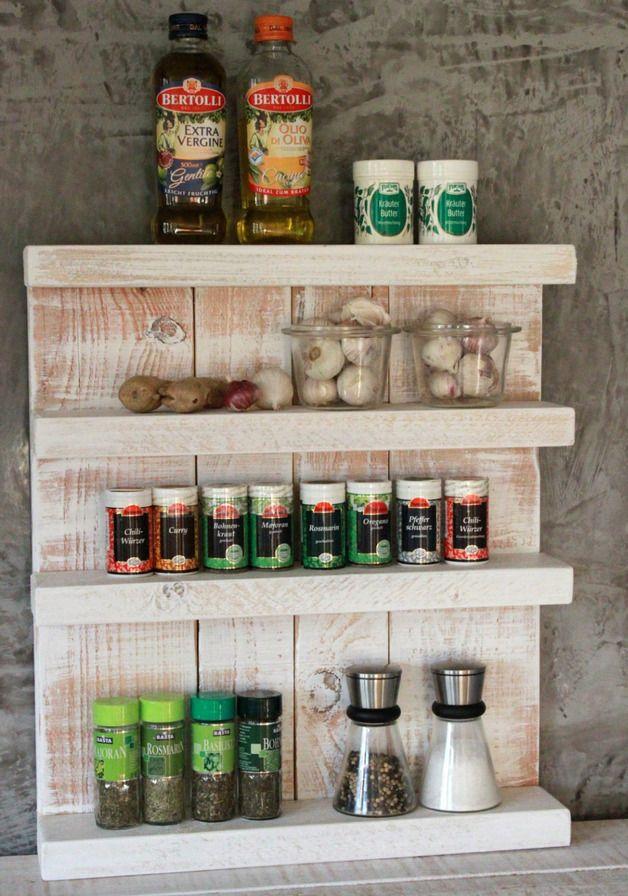 Gewürzregal selber bauen  Die besten 25+ Gewürzregal Ideen auf Pinterest | Küchen ...