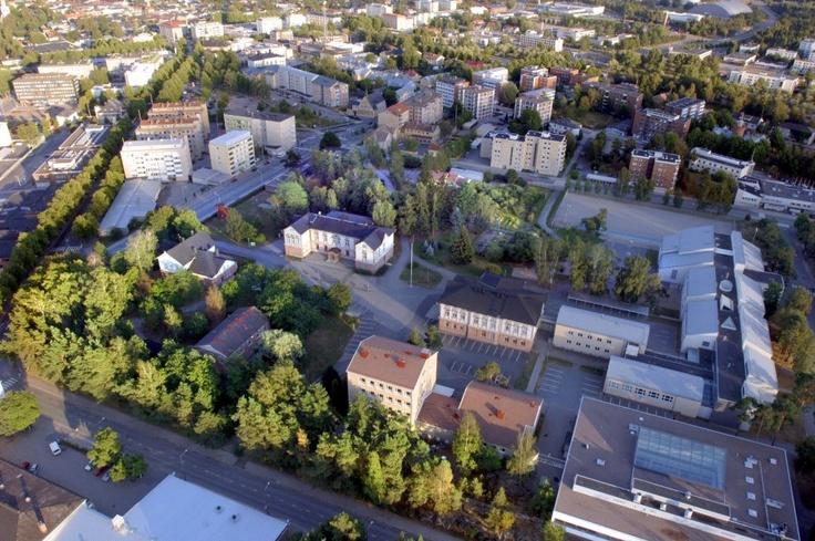 Seminaarinmäki, Rauma