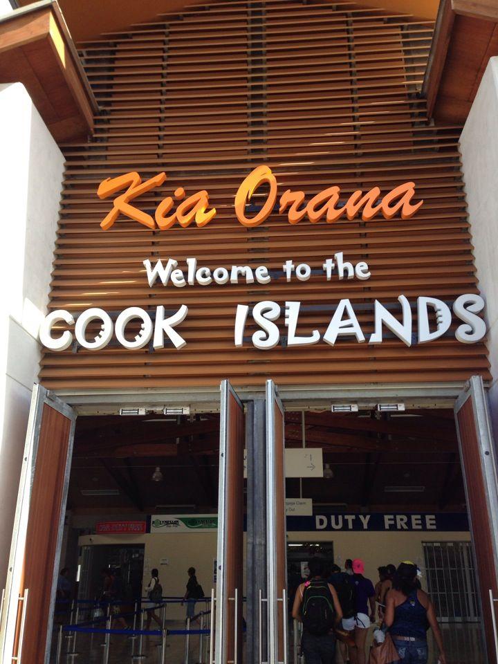 Rarotonga International Airport (RAR) in Muri