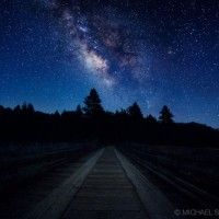 Beautiful Astrophotography by Michael Shainblum