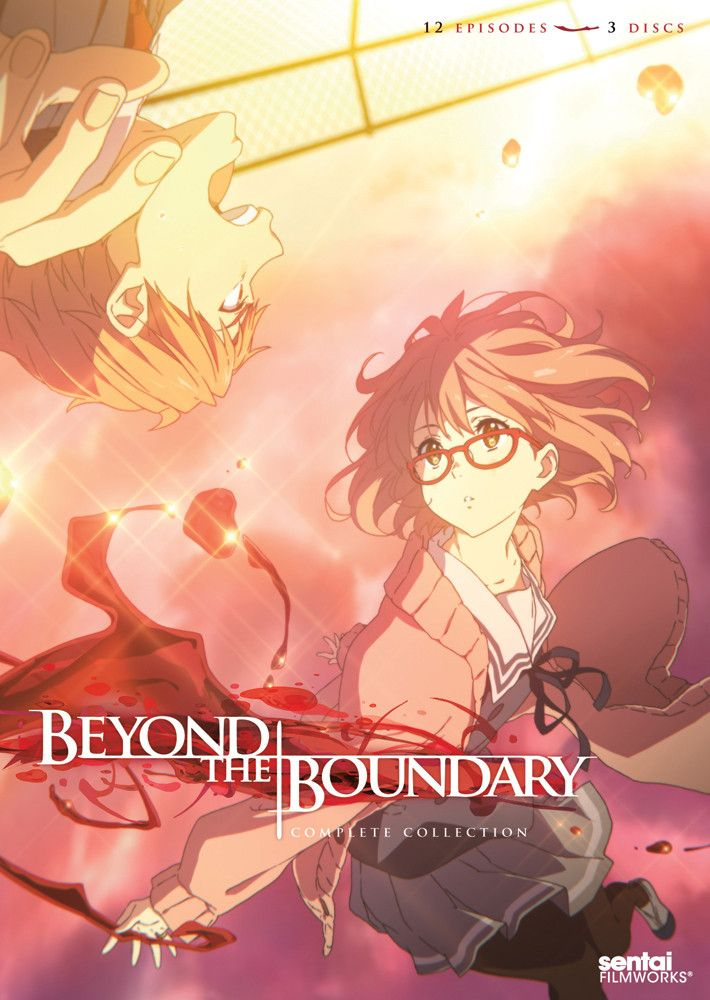 Beyond the Boundary DVD