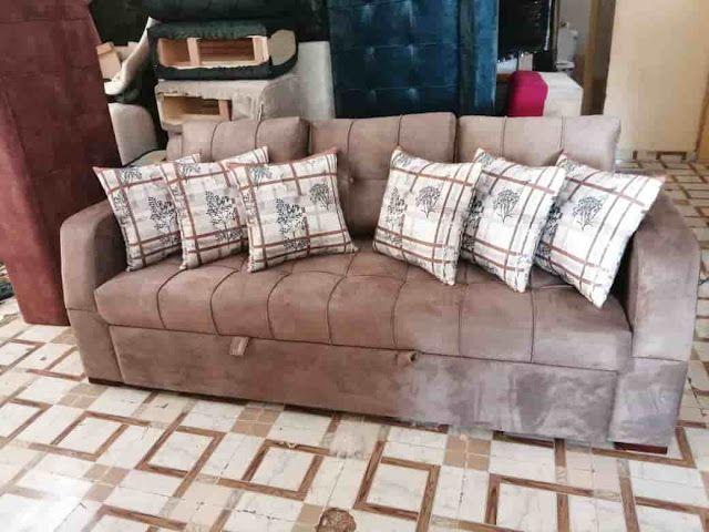 فكره للاثاث نوم سفره شباب اطفال صوالين انتريهات مطابخ خشب ركن صوفات فكره كنبه سرير كنبه تفتح سرير اريكه تتحول ال Sofa Bed Sofa Sectional Couch