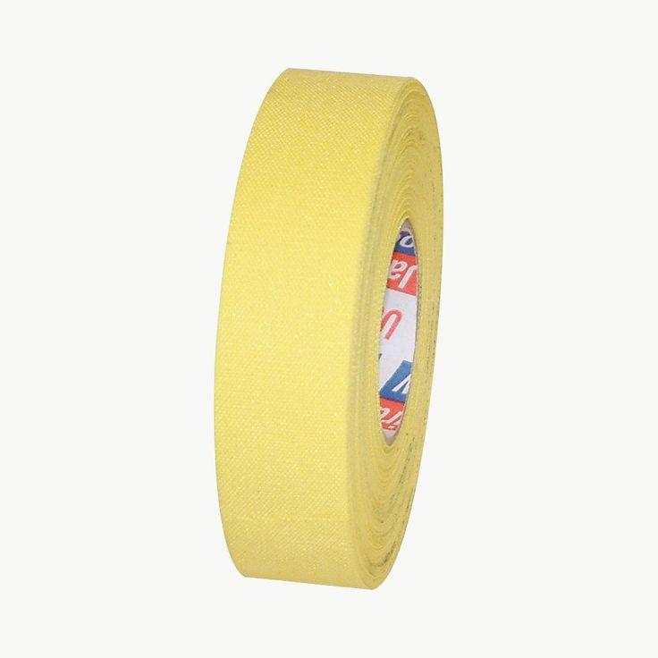 Jaybird & Mais 299 Hockey Tape: 1 in. x 30 yds. (Bright Yellow)