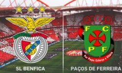 O Benfica ganhou 3-0 ao Paços de Ferreira na 6ª jornada do campeonato português, jogo que se realizou no dia 26 de Setembro de 2015 no estádio da Luz