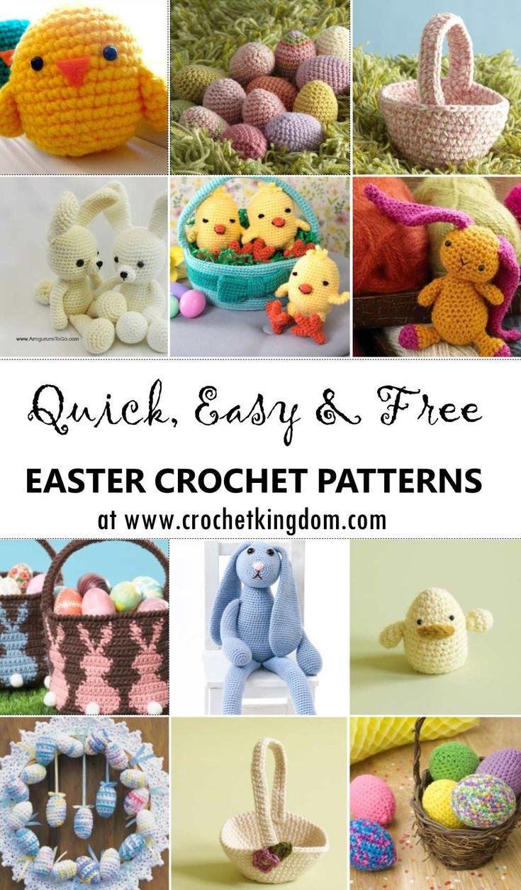 50 besten Crochet Patterns Bilder auf Pinterest | Kostenlos häkeln ...