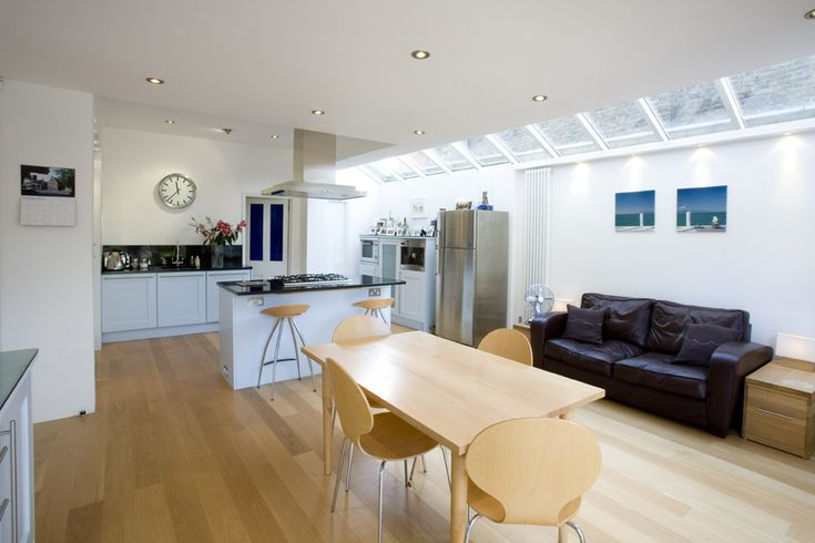 Kitchen extensions: UK kitchen extension design service from Architect Your Home