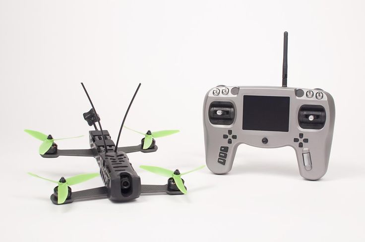 Team BlackSheep Vendetta Ready-To-Fly Racing Drone Bundle Includes Backpack, Battery, Charger, & Tango FPV Remote Control