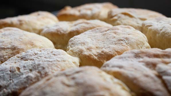 This Aussie recipe uses Sprite instead of lemonade for a light, fluffy scone that's easy to make.