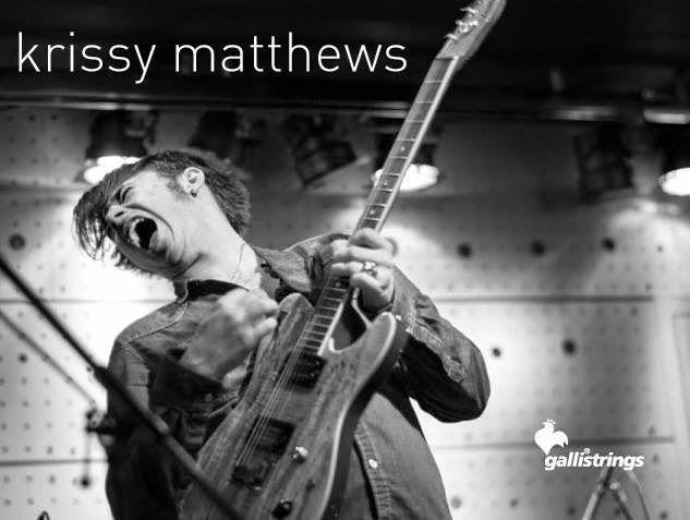 Krissy Matthews & Gallistrings