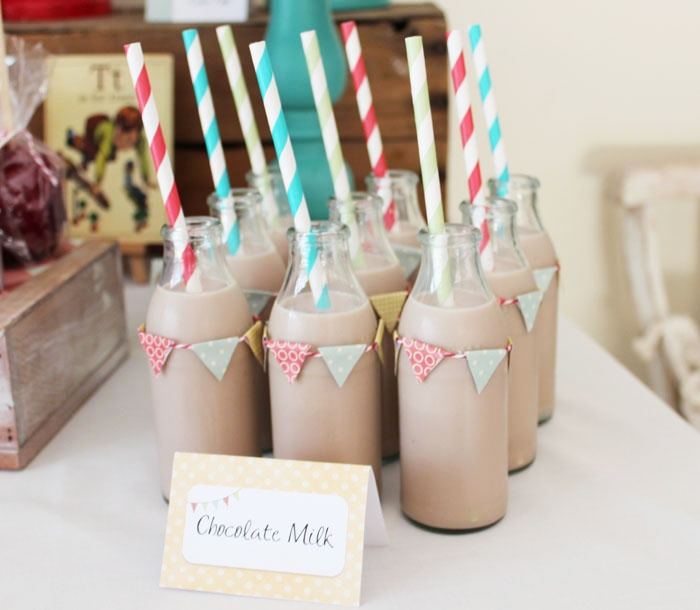 40 Best Wedding Desserts Ideas Images On Pinterest Wedding Desserts Fascinating Milk Bottle Decorating Ideas