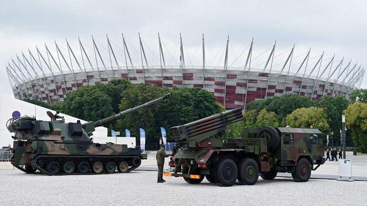 Πρωτοφανή μέτρα ασφάλειας στη σύνοδο του ΝΑΤΟ – Σε κλουβί οι ηγέτες! [Φωτό]