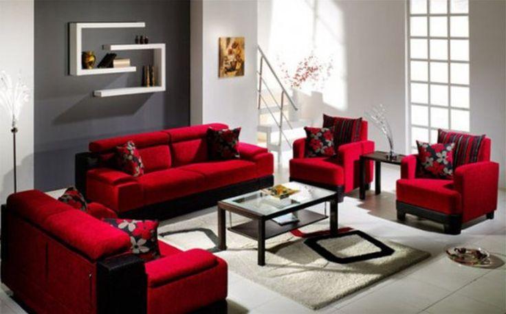 12 best Madera images on Pinterest Furniture, Furniture ideas and - wohnzimmer rot orange