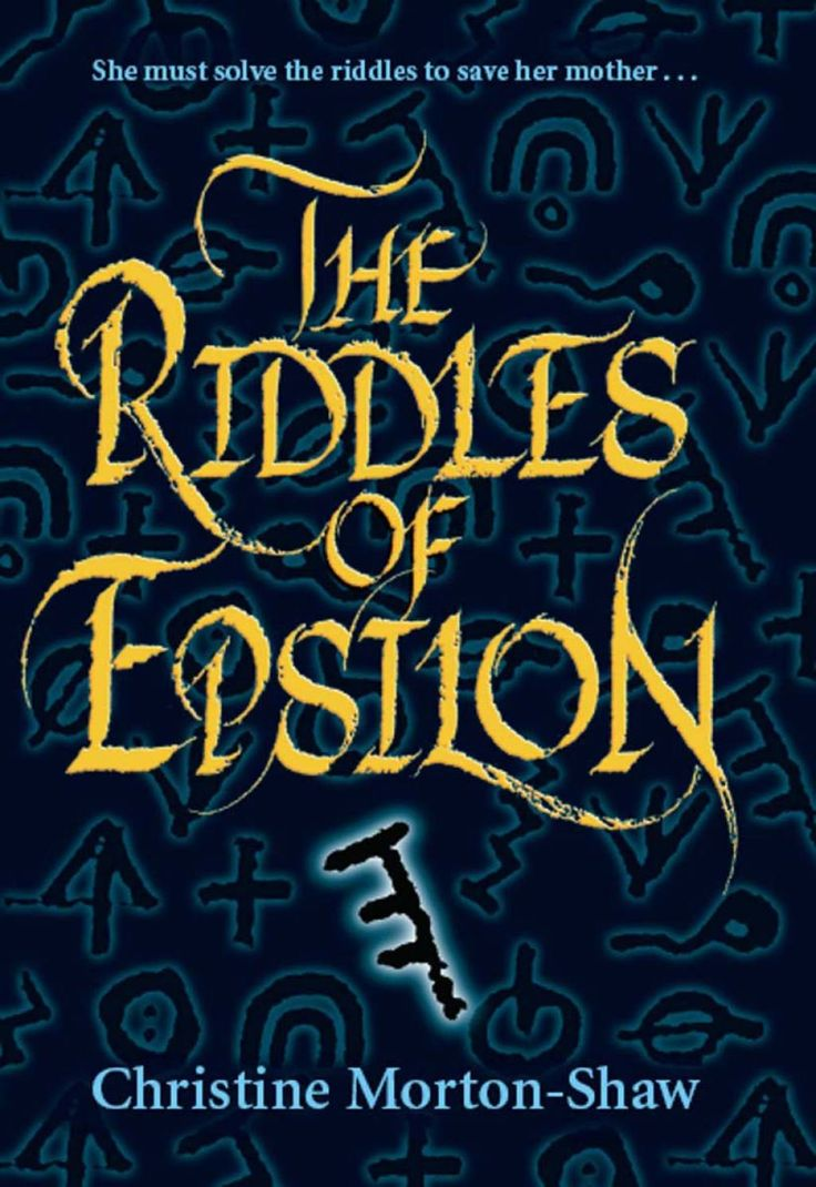 The Riddles of Epsilon (eBook) Riddles, Books, Kids reading