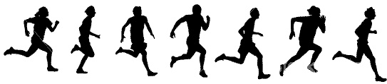 Plans de course à pied du débutant au coureur confirmé; Programmes pour maigrir, pour augmenter sa VMA ou pour finir un marathon http://entrainement-sportif.fr/course-a-pied.htm
