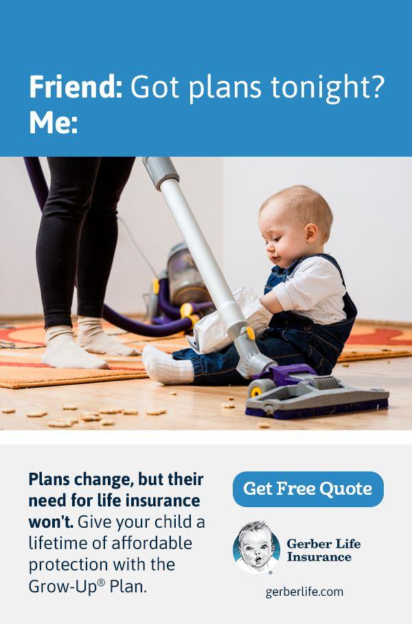 With the Gerber Life Grow-Up® Plan, you get whole life ...