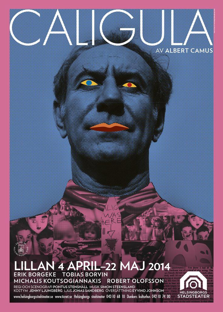Albert Camus – Caligula. by Truls Bärg