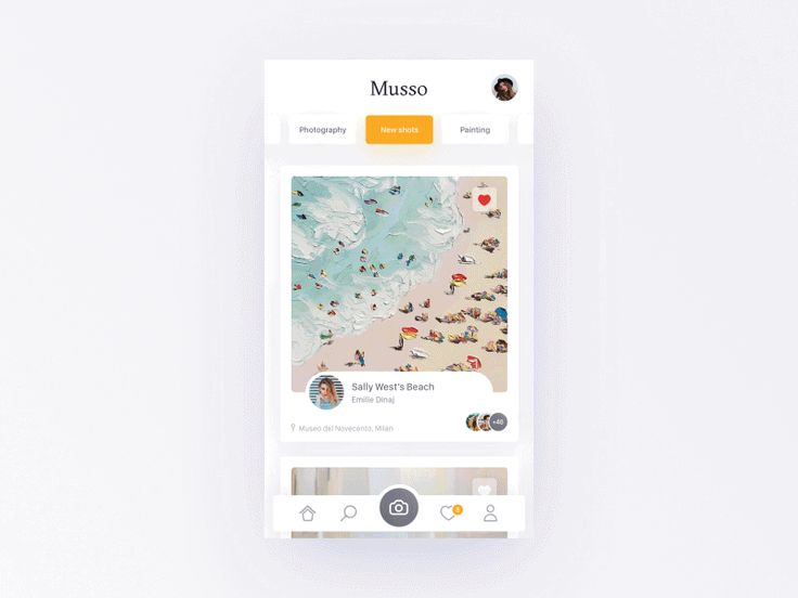 UI Interactions of the week #101 – Muzli -Design Inspiration