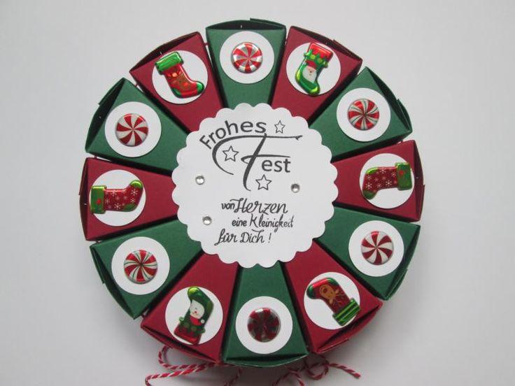 geldgeschenke zu weihnachten basteln weihnachtsbaum
