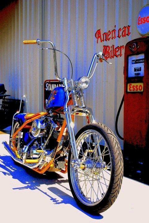Ape_Hanger_Motorcycles_20 #harleydavidsonknucklehead