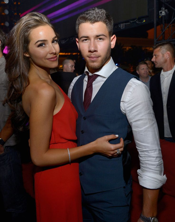 Nick Jonas and Olivia Culpo are one sexy couple! Click through to see their hot pictures.