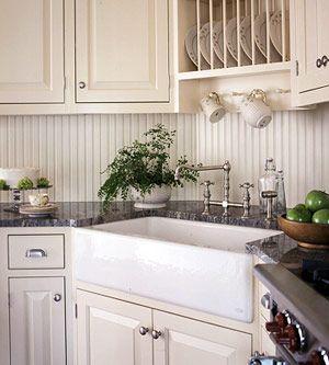 Grupo Redecorate: La esquina de la cocina II (Piletas, bachas, doble bacha)