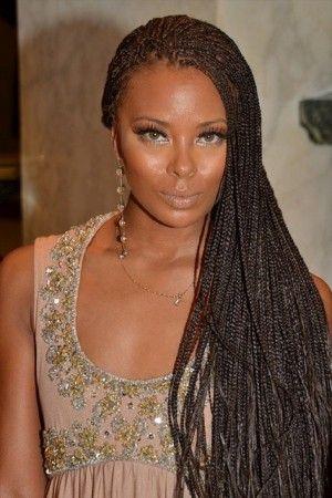 African Micro Braids Styles