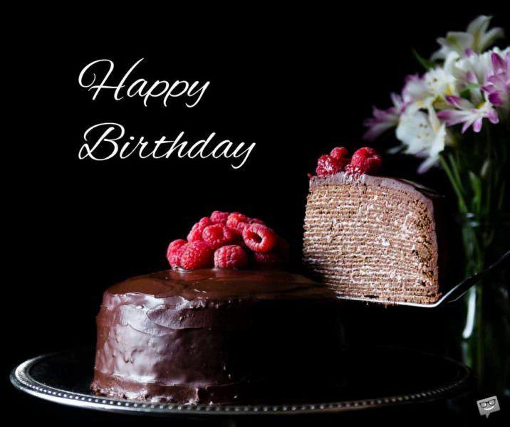 времена, открытка пироги на день рождения настоящее время