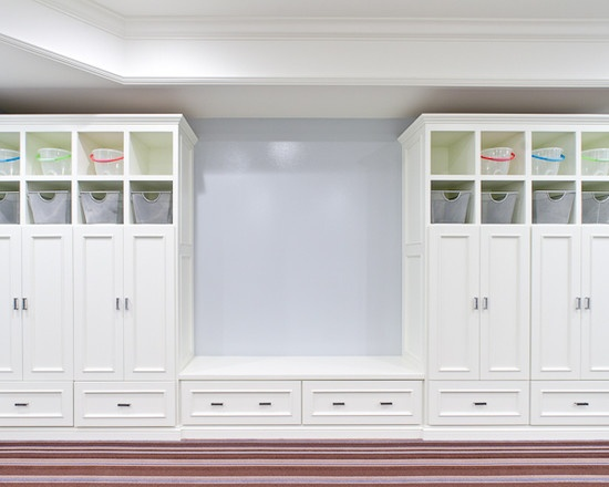 Great storage for playroom or mudroom. Kids Playroom Design, Pictures, Remodel, Decor and Ideas - page 9