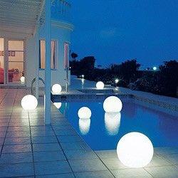 Outdoor Lighting LOVE ORBS!!!