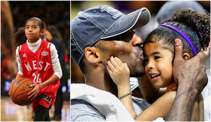 Kobe Bryant's kid - daughter Gianna Bryant