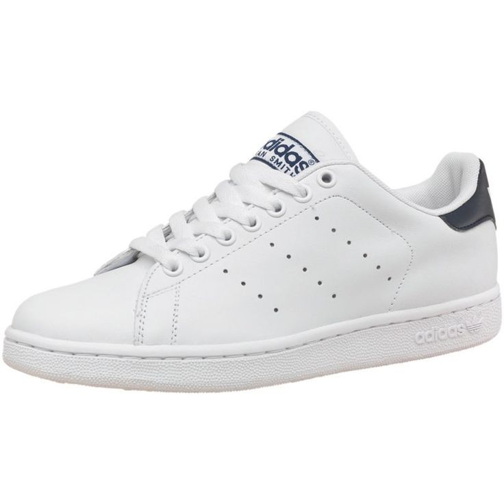 Adidas Originals Mens Stan Smith 2 Trainers White/Navy