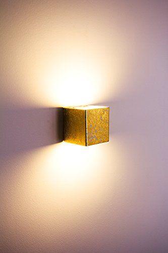 Applique murale Olbia LED dorée 5 Watt - 350 Lumen - 3000 Kelvin hofstein http://www.amazon.fr/dp/B014JJ2TJC/ref=cm_sw_r_pi_dp_oRbLwb18J27XV