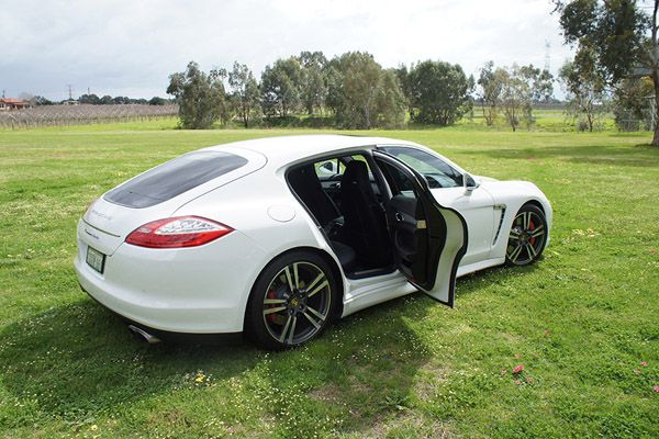 Optimo Limousines is a Perth company who has a Porshe Panamera Turbo available for hire.. Arrive in style !!
