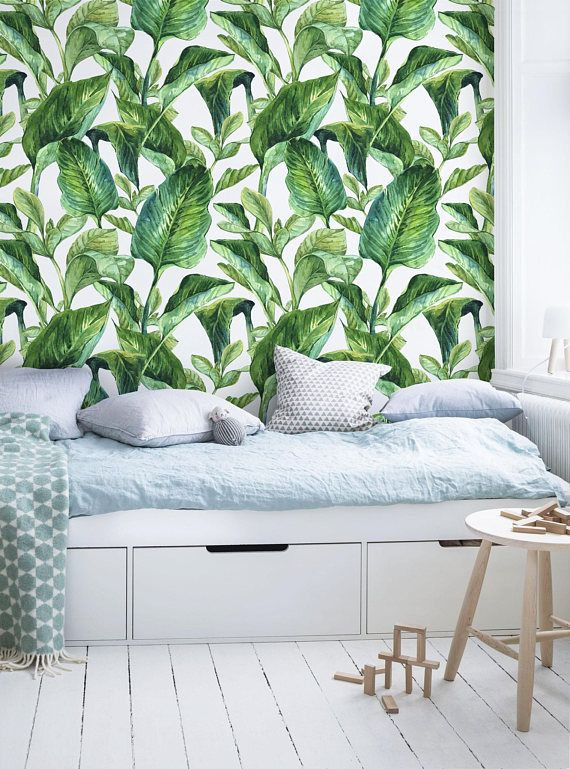Welcome in LenArte!  I am so happy to offer easy to apply and completely repositionable wallpapers. Just stick on and take off whenever you want! It is easy to apply it yourself with no mess compared to the traditional sticking wallpaper. All my products are printed using high