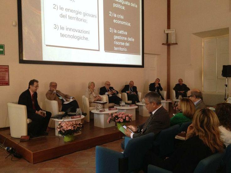 Alcuni dei Discussant intervenuti stamane a #Campania2020