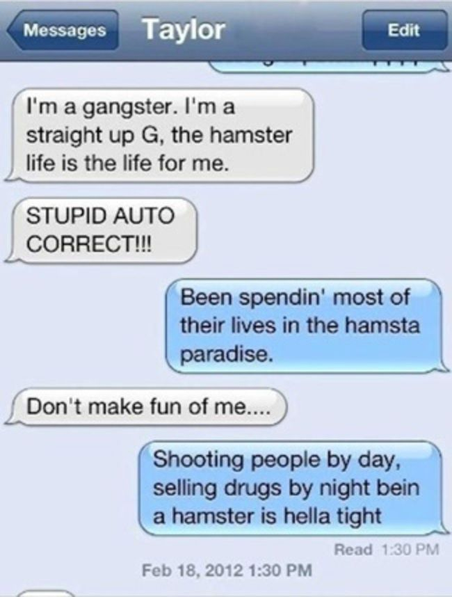 Best Funny Autocorrect Fails Images On Pinterest - The 25 funniest text autocorrects you will see today