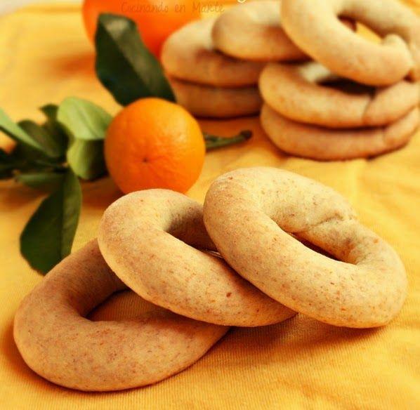 Cocinando en Marte: Rollitos de naranja
