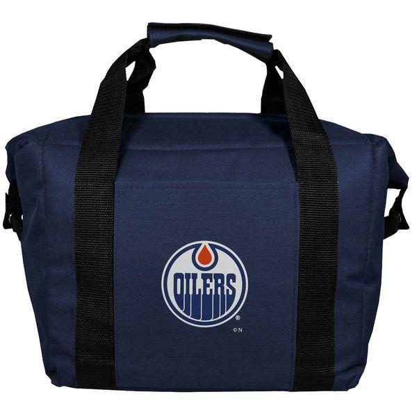 Edmonton Oilers Kooler Bag - Navy Blue - $24.99