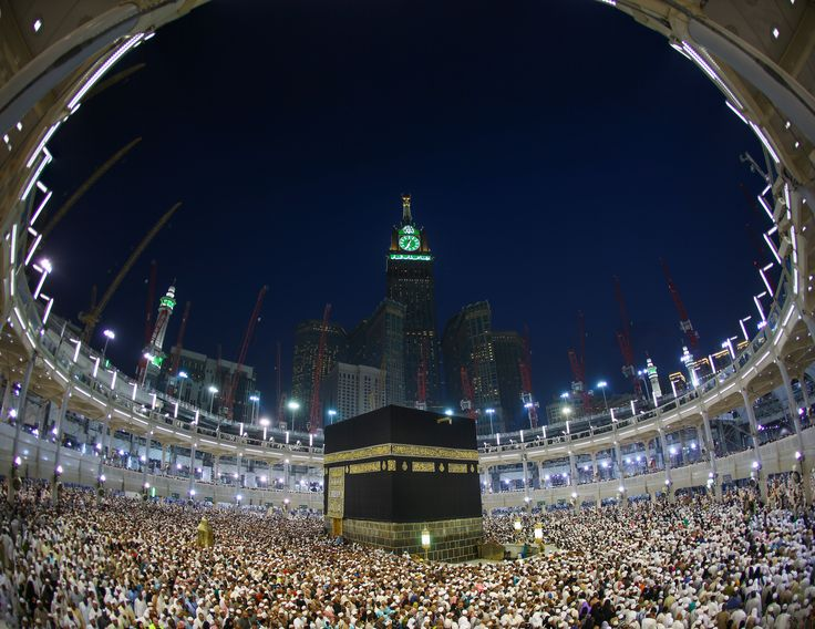 Prayer In Mecca