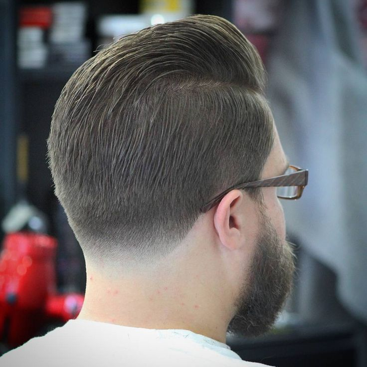 haircut with a fade 1000 ideas about pompadour on s 3721
