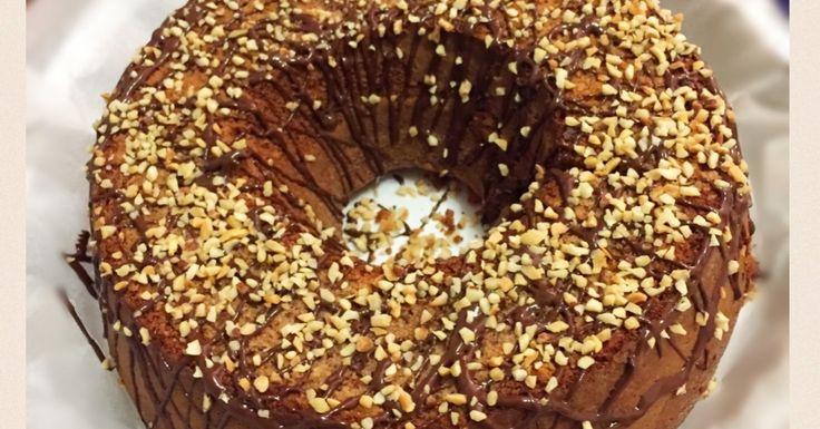 Torta di Nocciole con farina di Farro