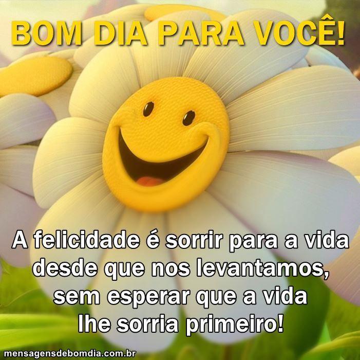 Bom dia Para você!, te desejo bom dia! continue lendo...