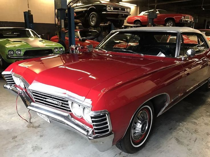 1967 Chevrolet Impala Ss for sale - Stratford, NJ | OldCarOnline.com Classifieds
